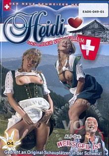 Alpenporno mit Alm Luder Heidi aus der Schweiz