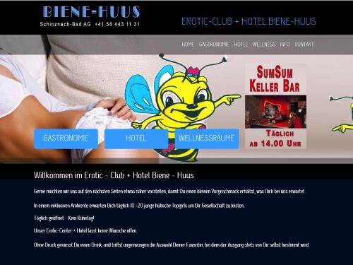 erotikfind.ch | Erotic-Club + Hotel Biene-Huus