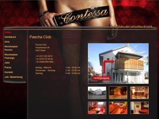erotikfind.ch | CONTESSA.CH Internetportal für den Pascha Club und Flamingo
