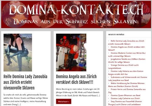 erotikfind.ch | Domina Kontakte