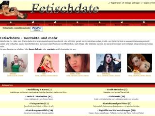 erotikfind.ch | Fetischdate.ch - Fetisch Kontakte, Anzeigen und mehr
