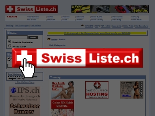 erotikfind.ch | SWISSLISTE.CH - Schweizer Webseiten Verzeichnis