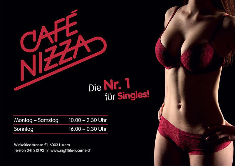 CAFE NIZZA Single Bar Luzern