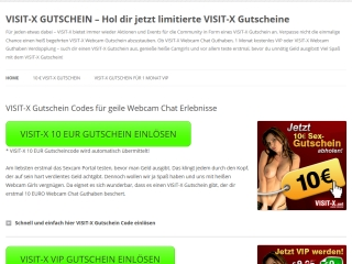 erotikfind.ch | VISIT-X Gutschein